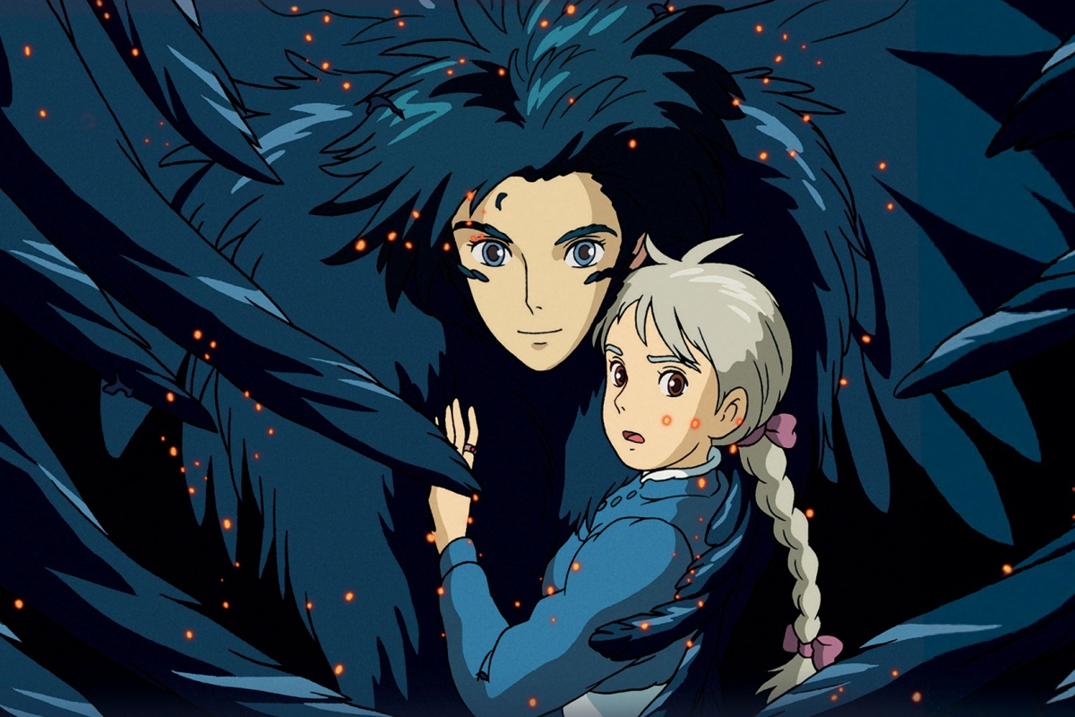 F Rated Fantasy Romance Sci FiTagged Adventure Animation Anime Billy Crystal Christian Bale Comedy Hayao Miyazaki Lauren Bacall