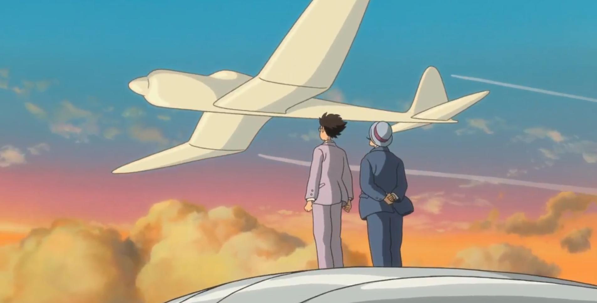 21 Most Depressed Anime Characters: Jiro Horikoshi (The Wind Rises)