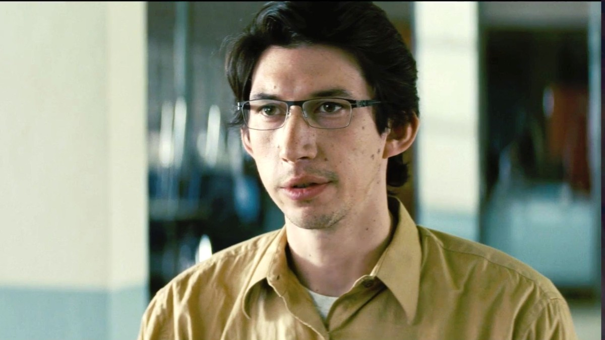 Adam Driver Midnight Special